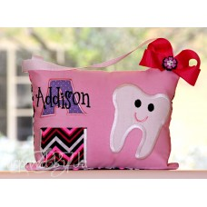 Tooth Fairy Pillow - Girl