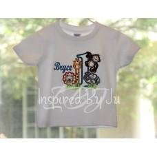 Safari - Birthday Shirt