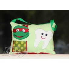 Tooth Fairy Pillow - Teenage Mutant Ninja Turtle