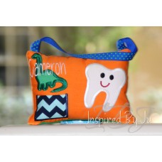 Tooth Fairy Pillow - Dinosaur