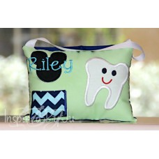 Tooth Fairy Pillow - Mouse Ears