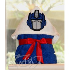 Optimus Prime - Hooded Towel