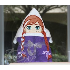 Anna - Hooded Towel