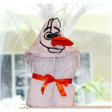 Olaf - Hooded Towel